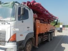 出售2010年三一日野43米泵车