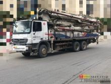 出售2011年中联奔驰47米泵车