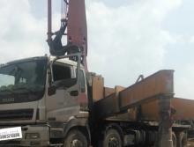 出售11年出厂三一五十铃48米泵车