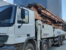 精品出售13年中联奔驰50米泵车
