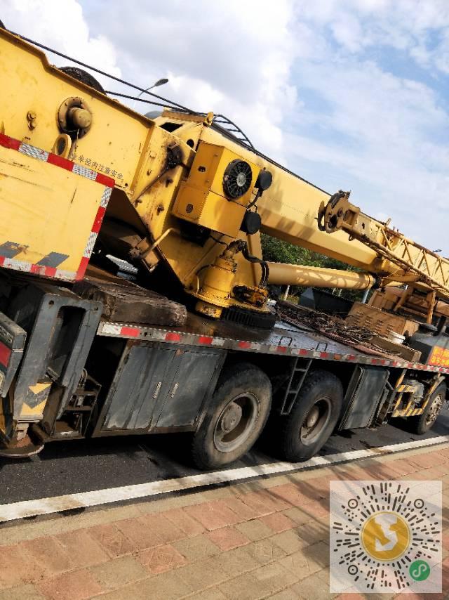 转让柳工2013年25吨吊车