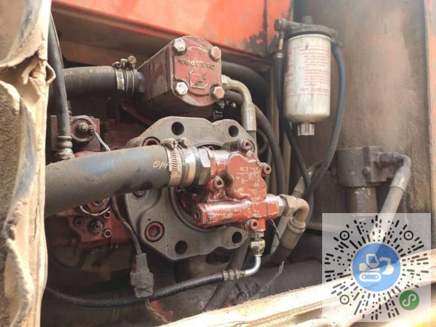 转让斗山2010年150-7轮式挖掘机