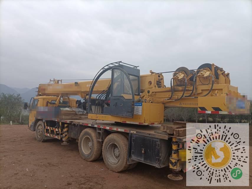 转让柳工2010年12吨吊车