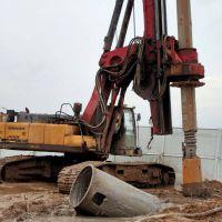 转让三一重工2012年250旋挖钻机