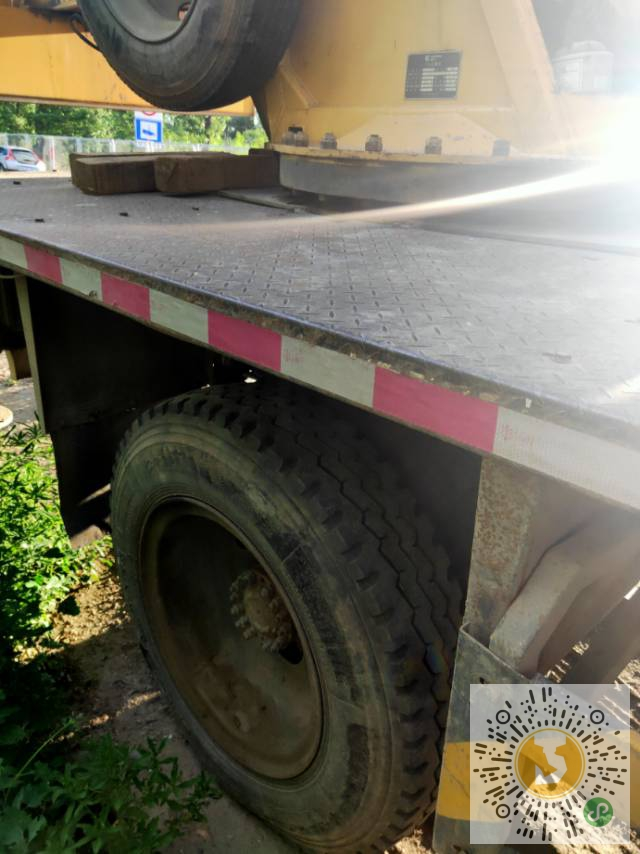 转让柳工2012年8吨吊车