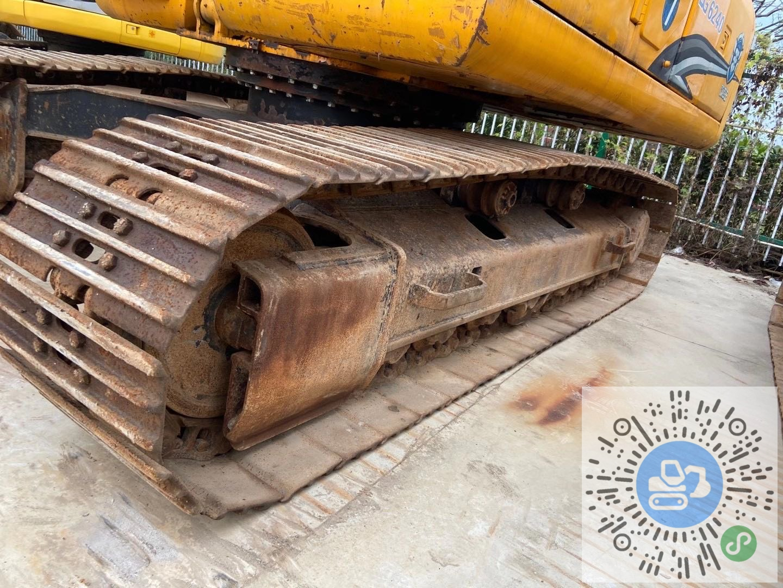 转让龙工2016年240履带挖掘机
