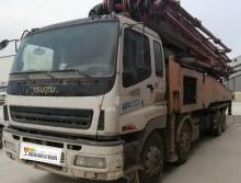 出售2014三一五十铃56米泵车