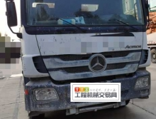 出售精品2013年中联奔驰52米泵车(车况包相中)