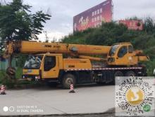 转让徐工2010年25吨吊车