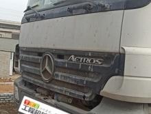 车主转让09年出厂中联奔驰42米泵车(国三绿标)