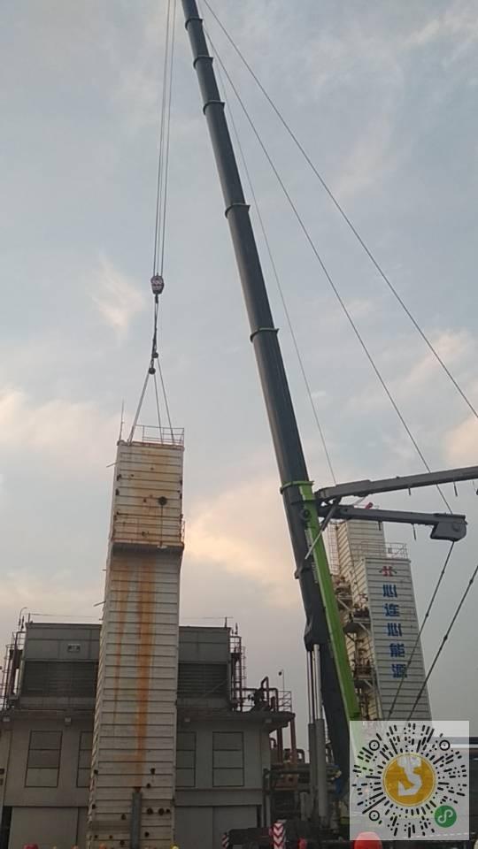 转让中联重科2013年500吨吊车