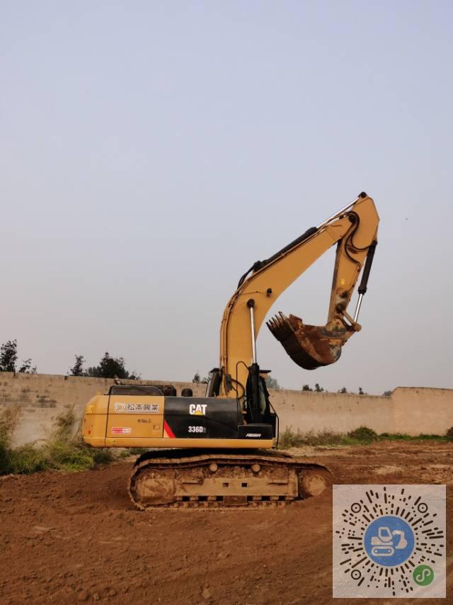 转让卡特彼勒2014年336D2大挖