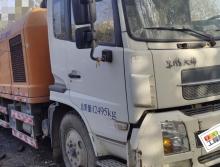 精品出售13年中联东风10018车载泵