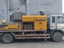 出售2014年山推9014车载泵
