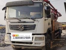 出售18年农建37米泵车(国五,高配置)