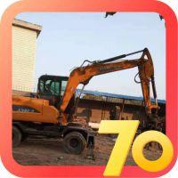 转让卡特彼勒2015年80轮式挖掘机