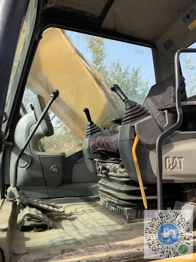 转让卡特彼勒2014年329履带挖掘机