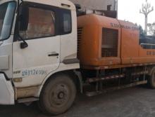 出售2013年中联东风10018车载泵