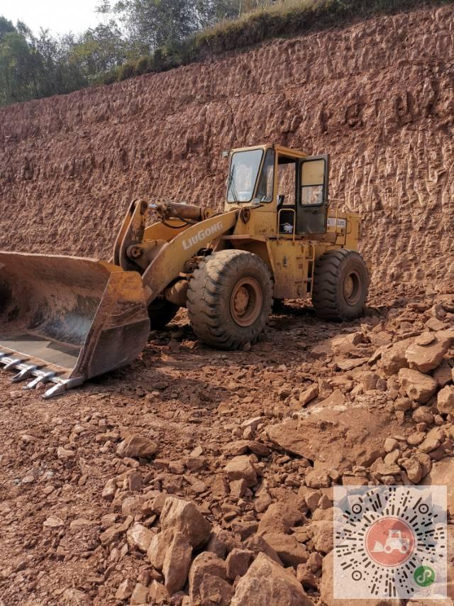 转让柳工2010年5吨装载机