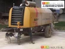 精品出售18年出厂三一6016拖泵