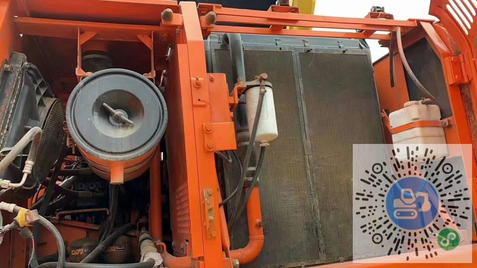 转让斗山2015年210-7轮式挖掘机