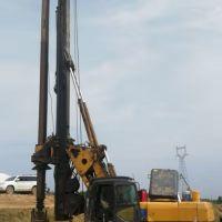 转让山推2016年150旋挖钻机