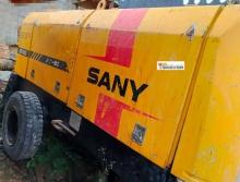 出售13年三一60-16-110电拖泵