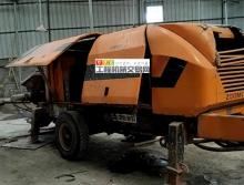出售10年中联6013柴油拖泵(2台)