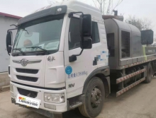 终端精品出售18年中联解放10022车载泵(国五准新车)