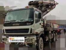 精品出售10年出厂中联五十铃47米泵车