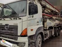 出售09年出厂中联日野40米泵车