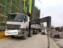 出售17年中联奔驰56米泵车(国五)
