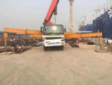 出售12年三一五十铃56米泵车