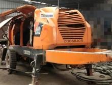 出售10年出厂中联601390s拖泵