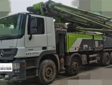 精品出售18年出厂中联奔驰56米泵车(国五)
