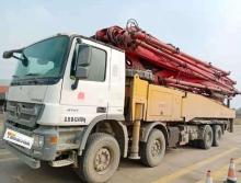 精品车出售2017年三一奔驰56米泵车