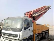 出售09年三一五十铃50米泵车