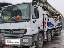 出售11年中联奔驰底盘46米泵车