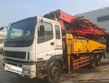 精品出售11年出厂三一五十铃40米泵车