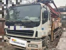 精品出售12年出厂三一五十玲38米泵车