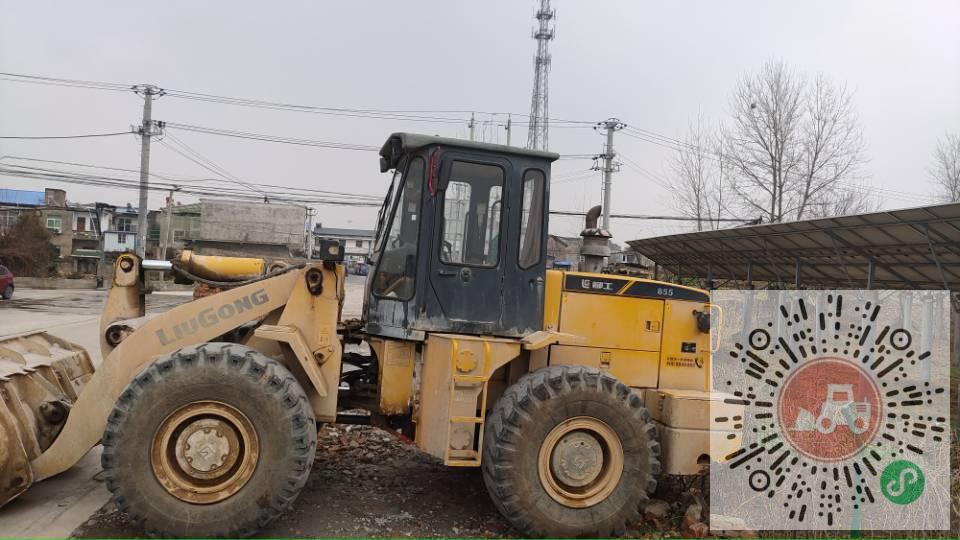 转让柳工2015年17吨装载机
