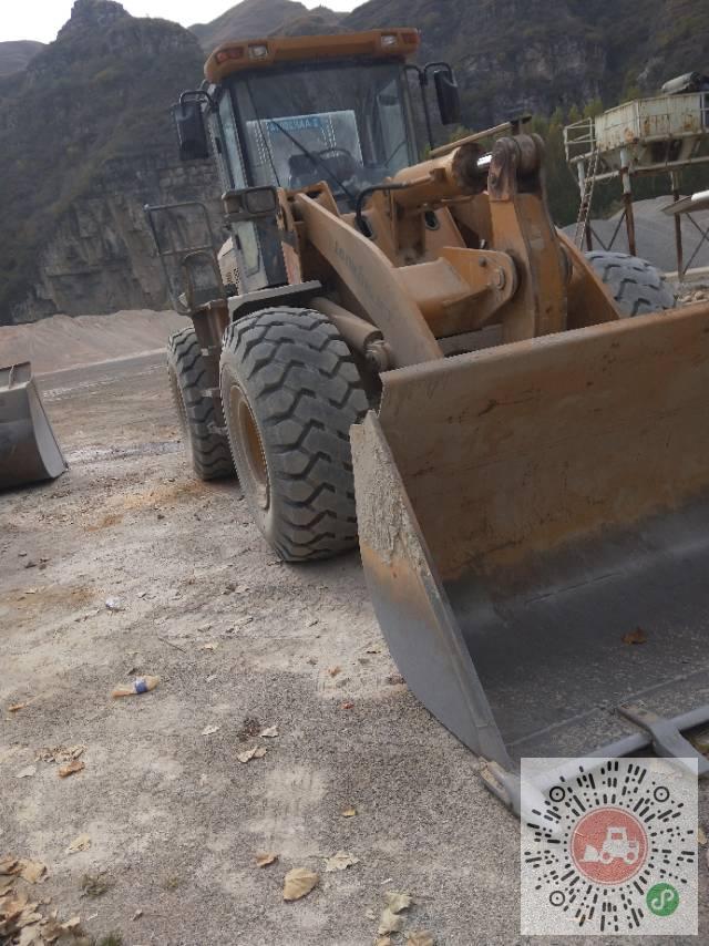 转让龙工2011年5吨装载机