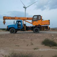 转让抚挖2010年8吨吊车
