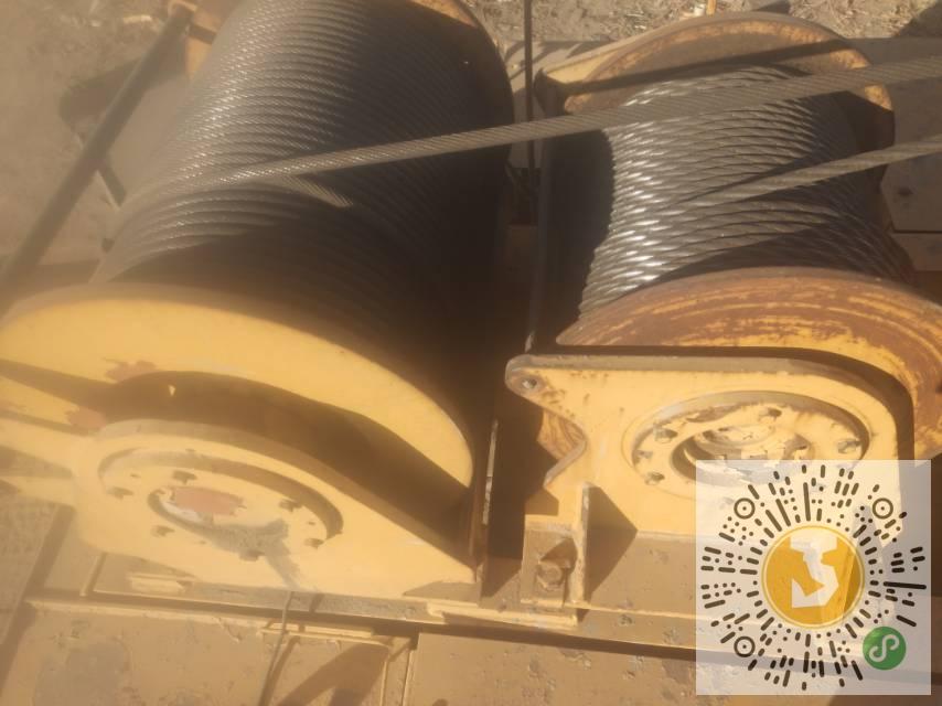 转让柳工2011年35吨吊车