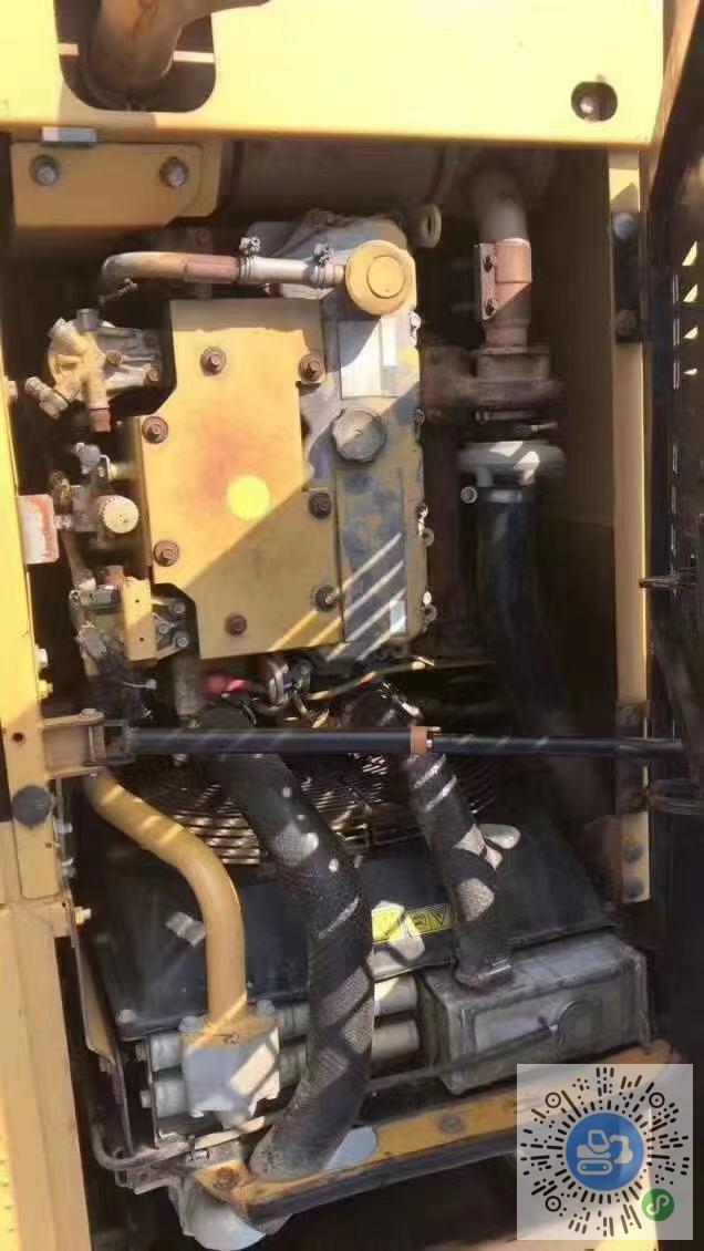 转让卡特彼勒2019年进口312履带挖掘机