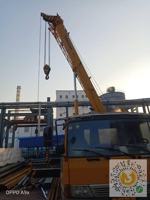 转让柳工2010年QY20吊车