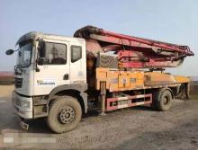 出售18年出厂农建37米泵车(国五)
