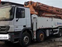 出售2014年11月出厂中联奔驰叉腿52米