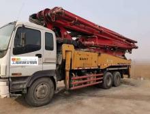 北方精品出售11年出厂三一五十铃46米泵车【三桥黑转塔】