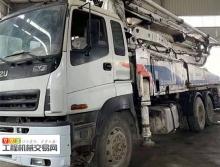 车主直售11年出厂中联五十铃40米泵车(五节臂)